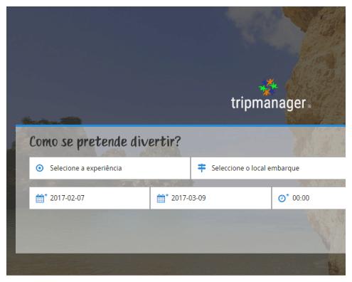 Screen Tripmanager